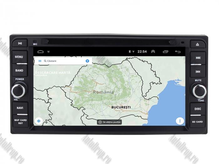Navigatie Dedicata Toyota Corrola/Hilux/Terios PX5 4+64GB [12]