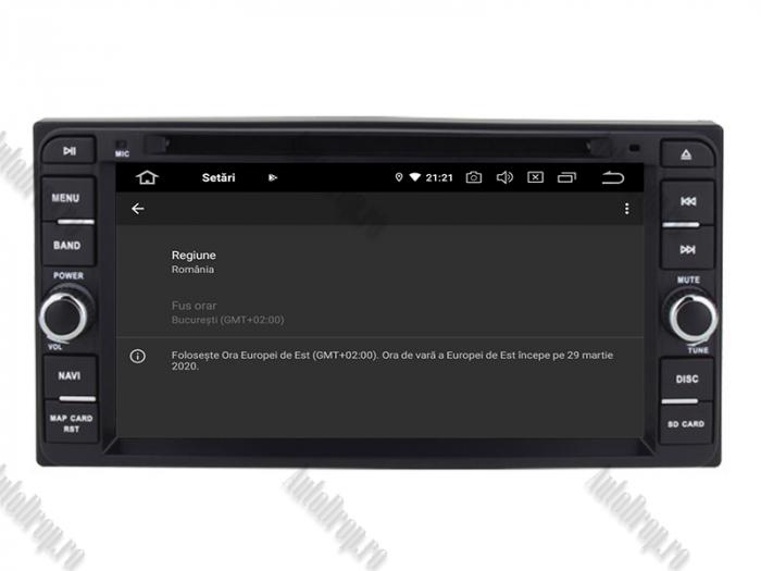 Navigatie Dedicata Toyota Corrola/Hilux/Terios PX5 4+64GB [15]