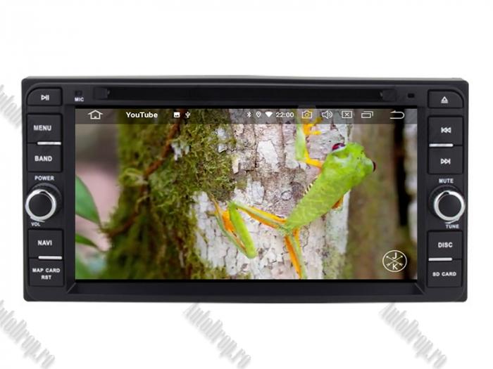 Navigatie Dedicata Toyota Corrola/Hilux/Terios PX5 4+64GB [9]