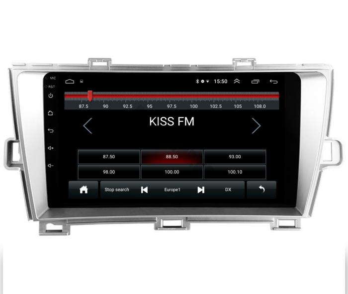 Navigatie Toyota Prius Android 2+32GB | AutoDrop.ro 1