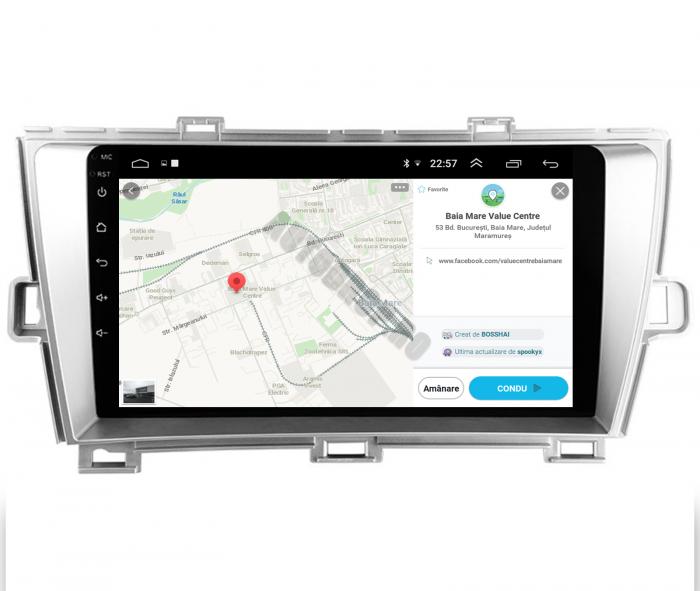 Navigatie Toyota Prius Android 2+32GB | AutoDrop.ro 9