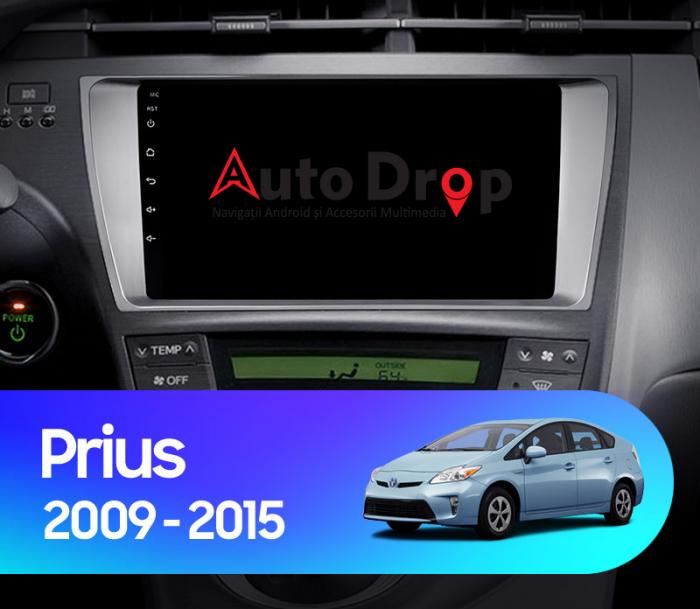Navigatie Toyota Prius Android 2+32GB | AutoDrop.ro 14