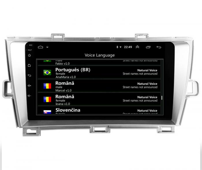 Navigatie Toyota Prius Android 2+32GB | AutoDrop.ro 4