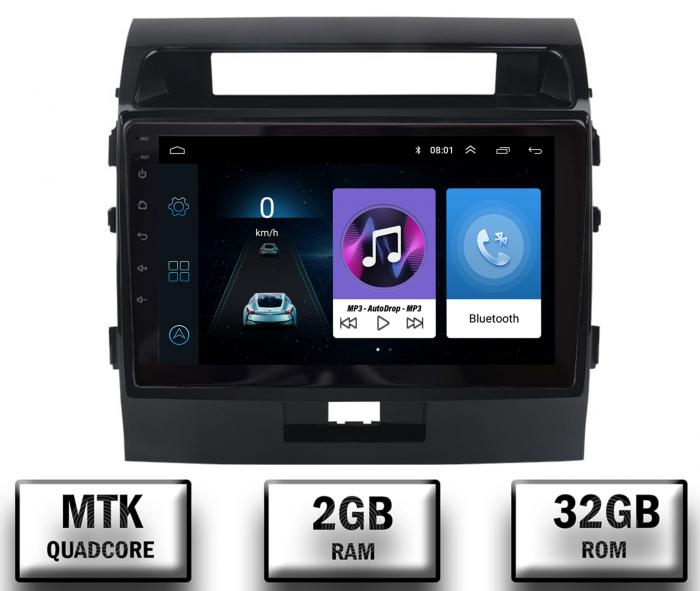 Navigatie Toyota Land Cruiser 200 2GB | AutoDrop.ro 0