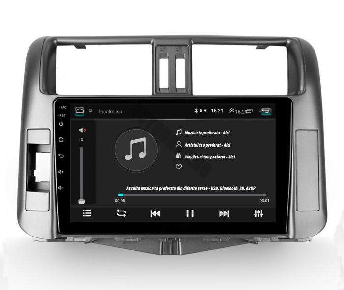 Navigatie Toyota Land Cruiser 2+32GB | AutoDrop.ro 6