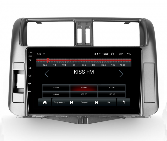 Navigatie Toyota Land Cruiser 2+32GB | AutoDrop.ro 1