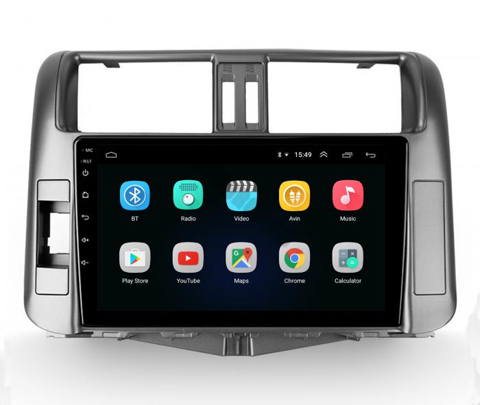 Navigatie Toyota Land Cruiser 2+32GB | AutoDrop.ro 2