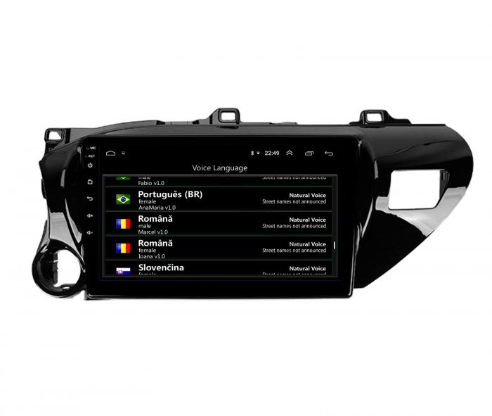 Navigatie Toyota Hilux (2015+) 2+32GB | AutoDrop.ro 14
