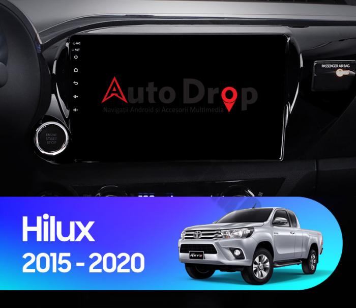 Navigatie Toyota Hilux 2015+ | AutoDrop.ro 16