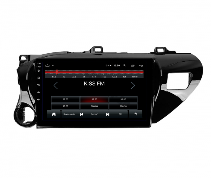 Navigatie Toyota Hilux 2015+ | AutoDrop.ro 1