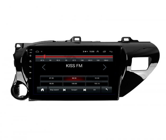 Navigatie Toyota Hilux (2015+) 2+32GB | AutoDrop.ro 1