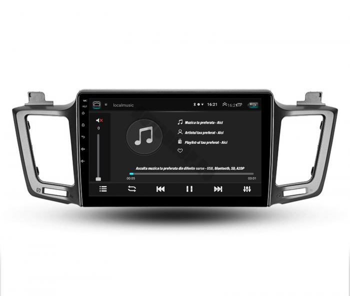Navigatie Toyota RAV4 2013-2018 | AutoDrop.ro 4