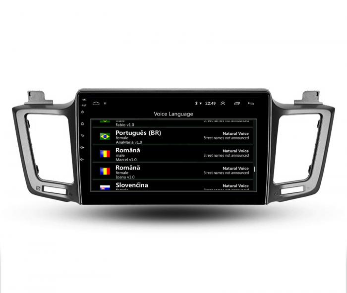 Navigatie Toyota RAV4 2013-2018 | AutoDrop.ro 13