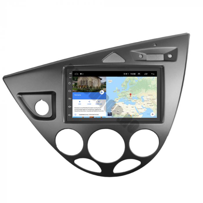 Navigatie Auto Ford Focus 1 Android | AutoDrop.ro [9]