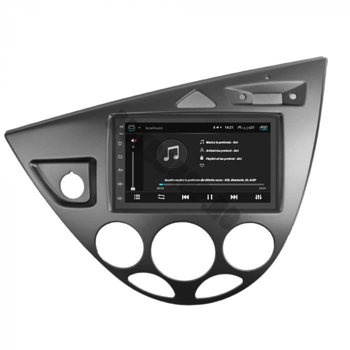 Navigatie Auto Ford Focus 1 Android | AutoDrop.ro [5]