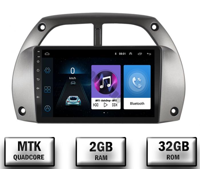 Navigatie Auto Dedicata Toyota RAV 4 2+32GB | AutoDrop.ro [0]