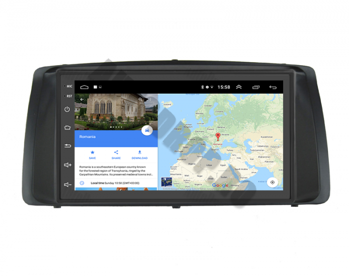 Navigatie Auto Dedicata Toyota Corolla | AutoDrop.ro 14