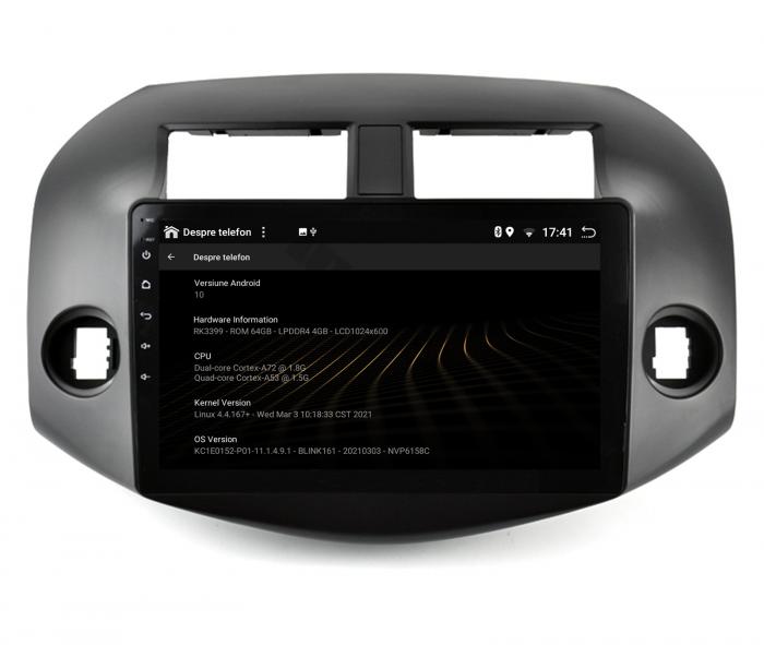 Navigatie Android Toyota RAV4 PX6   AutoDrop.ro [8]