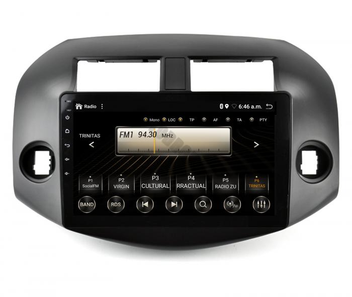 Navigatie Android Toyota RAV4 PX6   AutoDrop.ro [2]