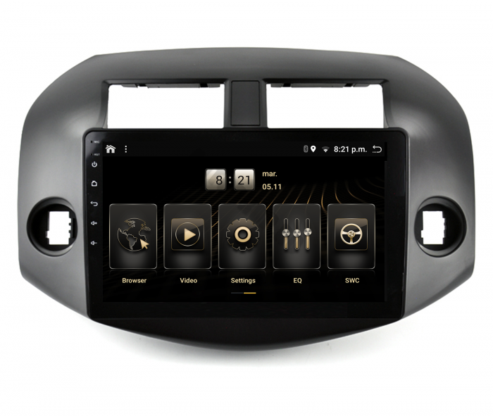 Navigatie Android Toyota RAV4 PX6   AutoDrop.ro [3]
