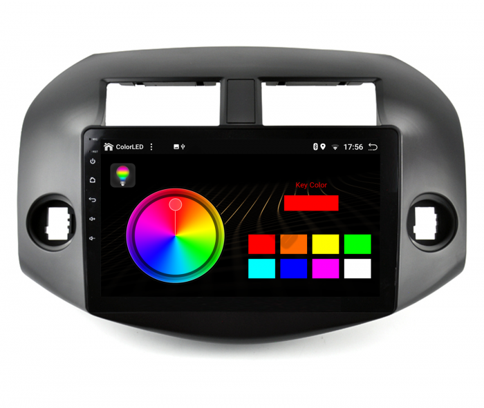Navigatie Android Toyota RAV4 PX6   AutoDrop.ro [15]