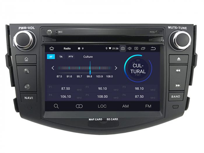 Navigatei Dedicata Toyota RAV4 cu Android - AD-BGWRAV7P3 3