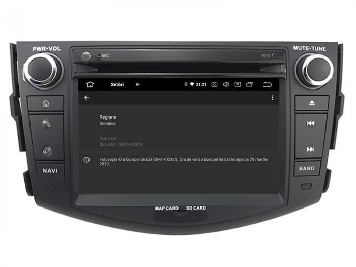 Navigatei Dedicata Toyota RAV4 cu Android - AD-BGWRAV7P3 9