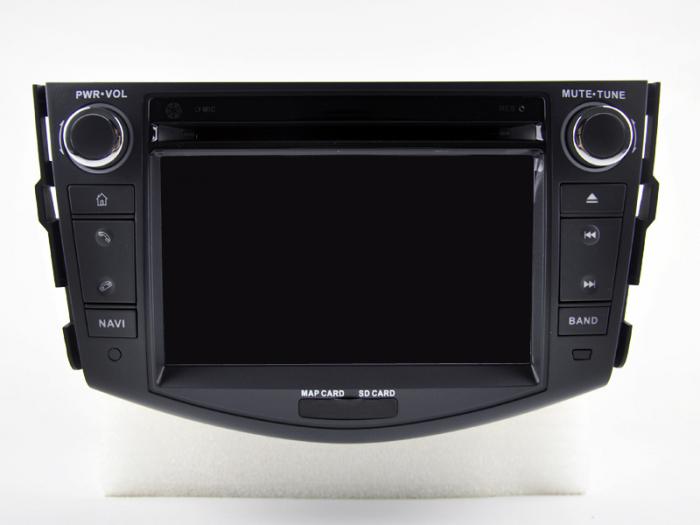 Navigatei Dedicata Toyota RAV4 cu Android - AD-BGWRAV7P3 16