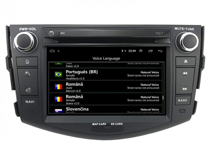 Navigatei Dedicata Toyota RAV4 cu Android - AD-BGWRAV7P3 8