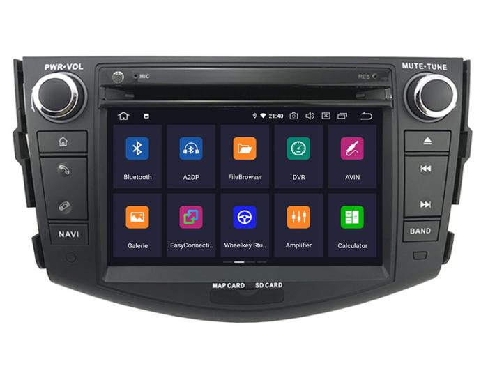 Navigatei Dedicata Toyota RAV4 cu Android - AD-BGWRAV7P3 2
