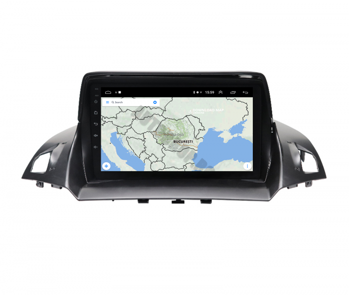 Navigatie Android Ford Kuga 2013-2018 | AutoDrop.ro 8