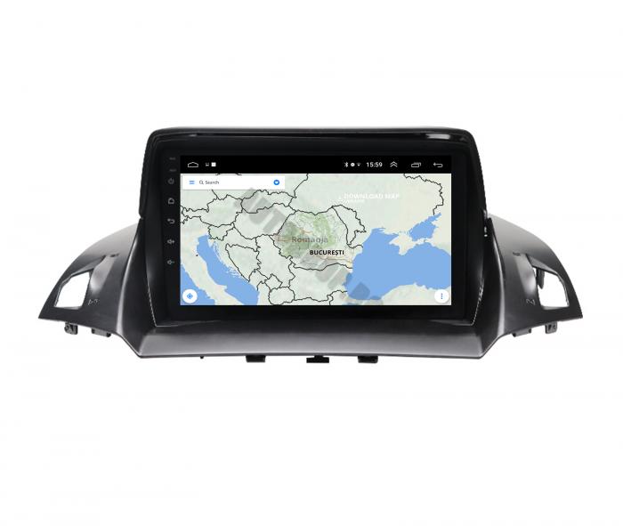 Navigatie Ford Kuga 2013-2018 2+32GB | AutoDrop.ro [8]