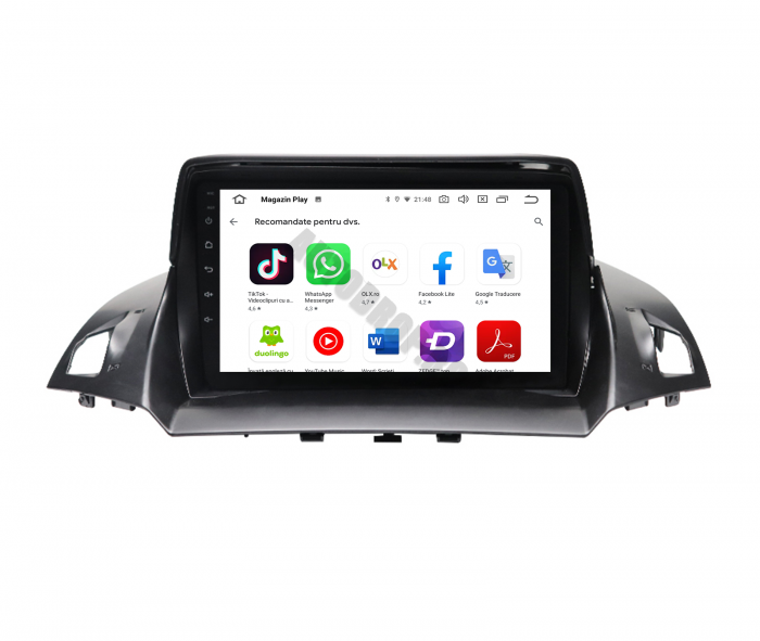 Navigatie Android Ford Kuga 2013-2018 | AutoDrop.ro 11