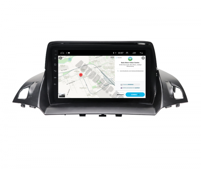 Navigatie Android Ford Kuga 2013-2018 | AutoDrop.ro 10