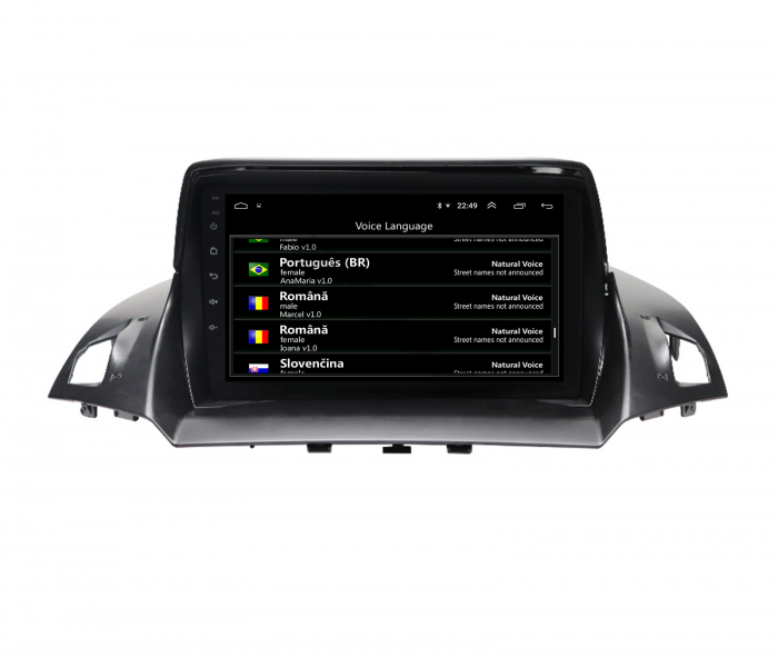 Navigatie Android Ford Kuga 2013-2018 | AutoDrop.ro 12