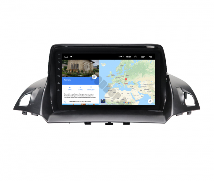 Navigatie Android Ford Kuga 2013-2018 | AutoDrop.ro 7