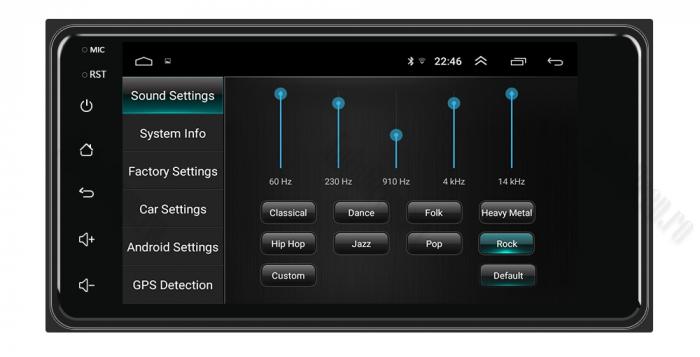 Navigatie Toyota RAV4, Hilux, Corolla Android   AutoDrop.ro 9