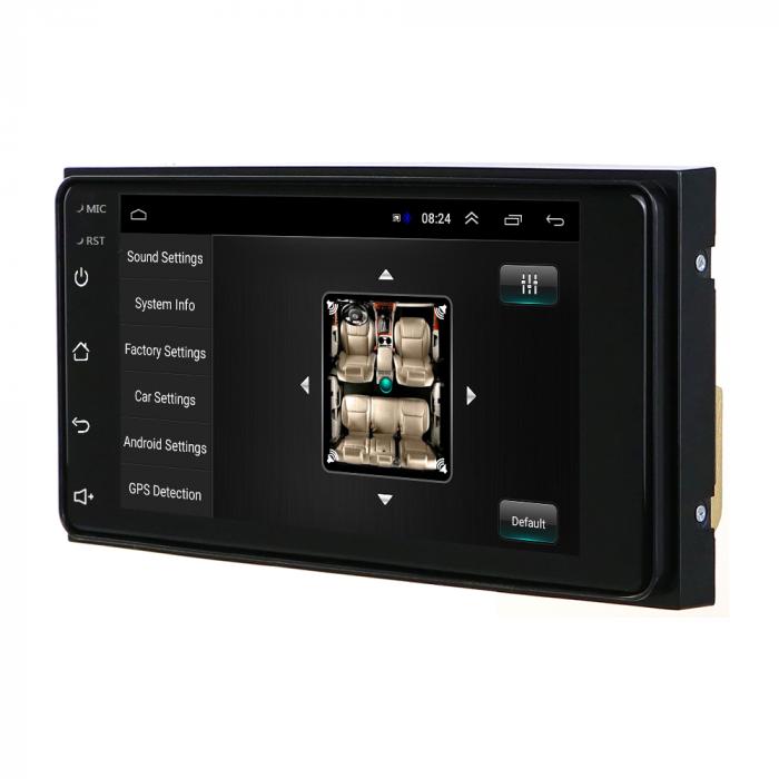 Navigatie Toyota RAV4, Hilux, Corolla Android   AutoDrop.ro 15