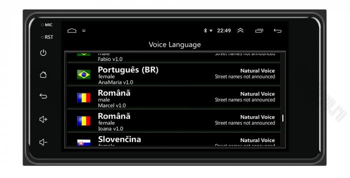 Navigatie Toyota RAV4, Hilux, Corolla Android   AutoDrop.ro 5