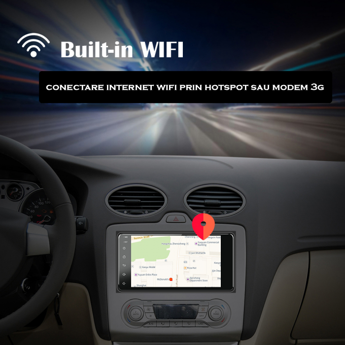 Navigatie Toyota RAV4, Hilux, Corolla Android   AutoDrop.ro 14