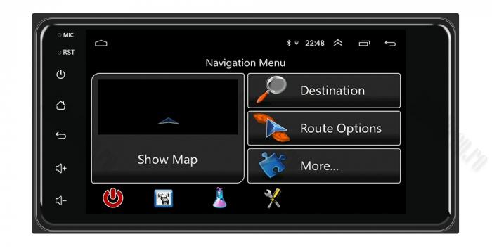 Navigatie Toyota RAV4, Hilux, Corolla Android   AutoDrop.ro 6