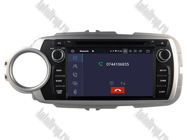 Navigatie Dedicata Toyota Yaris 2012-2016 4+64GB 4