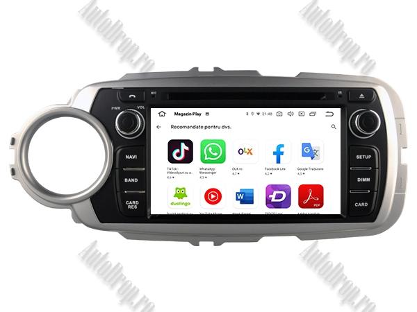 Navigatie Dedicata Toyota Yaris 2012-2016 4+64GB 7