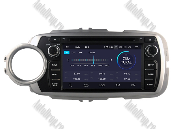 Navigatie Dedicata Toyota Yaris 2012-2016 | AutoDrop.ro [3]