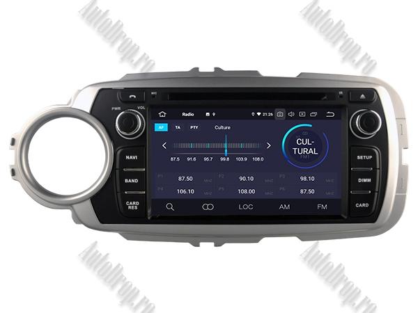 Navigatie Dedicata Toyota Yaris 2012-2016 4+64GB 3