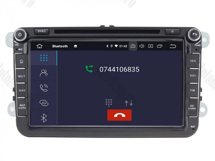Navigatie Dedicata VW 8 Inch, 4+64GB | AutoDrop.ro 4