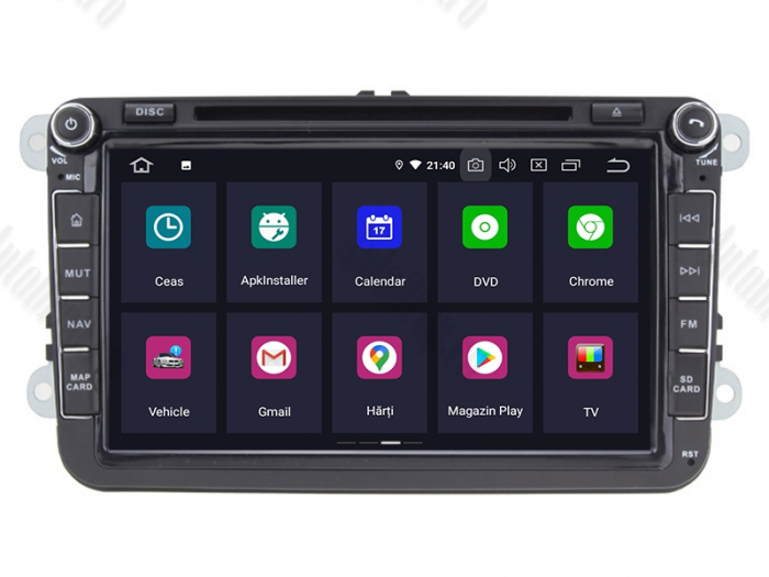Pachet Navigatie Skoda Octavia 2 FL 4+64GB | AutoDrop.ro 1