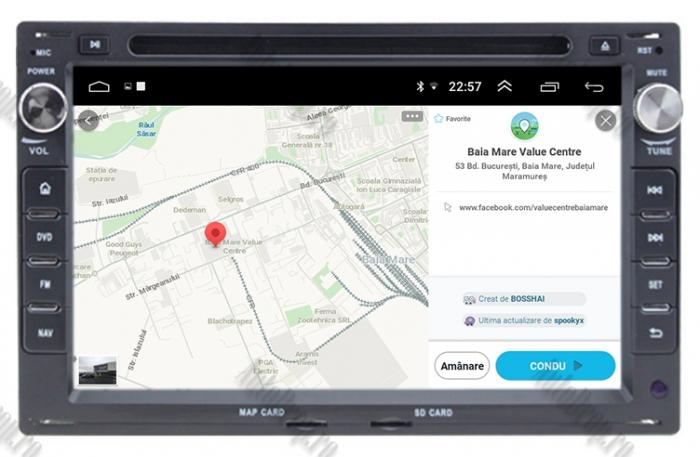 Navigatie VW B5, Golf 4, Bora, Sharan, Octavia | AutoDrop.ro 12