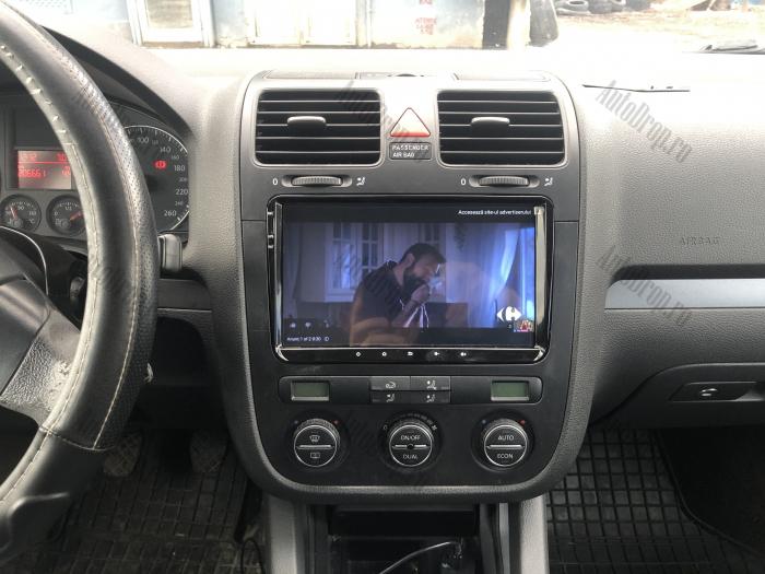 Navigatie Auto Volkswagen de 9 Inch AD-BGWVW9P3 25