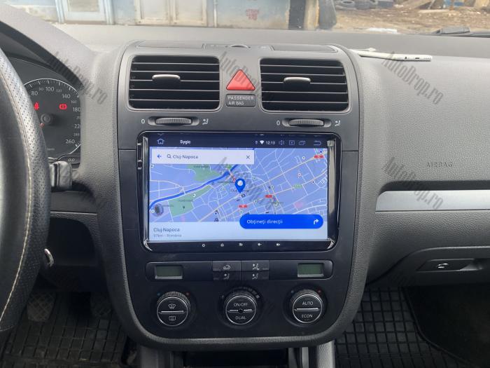 Navigatie Auto Volkswagen de 9 Inch AD-BGWVW9P3 27